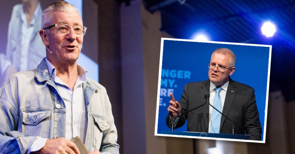 """Every AM, Pray For Your PM!"" – Scott Morrison's Former Pastor on the Challenges of Leadership"