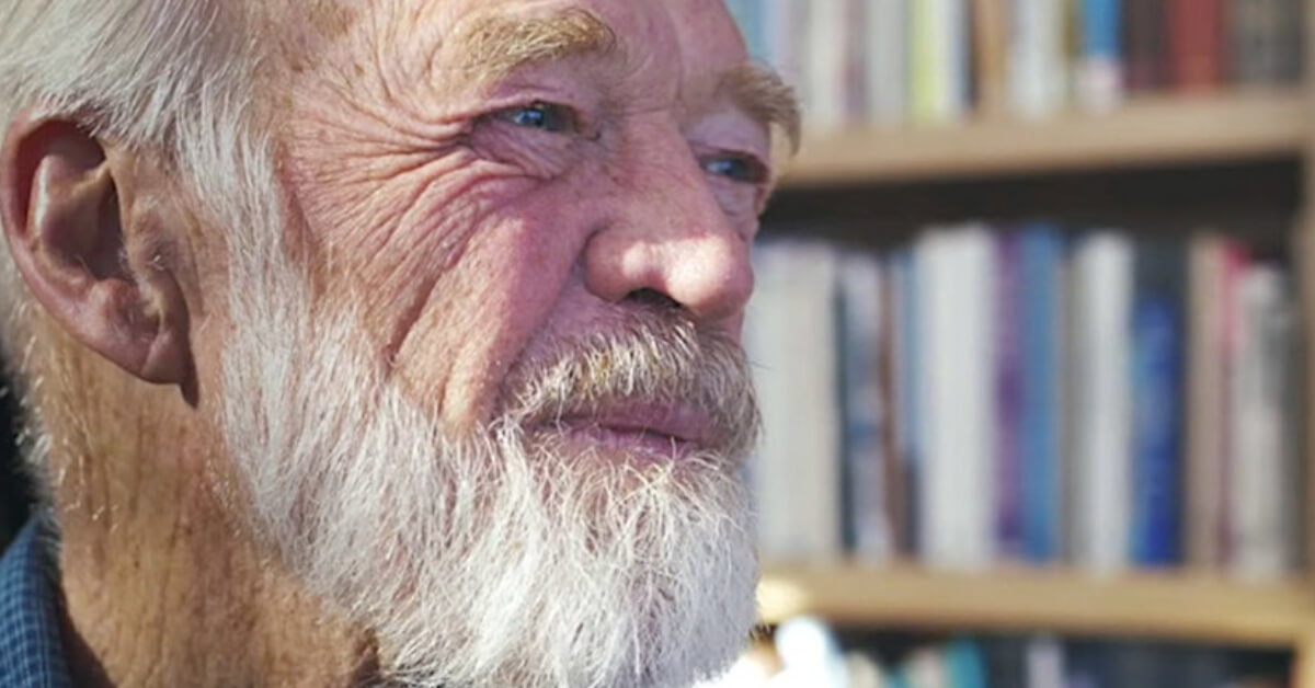 Remembering Eugene Peterson (1932-2018)