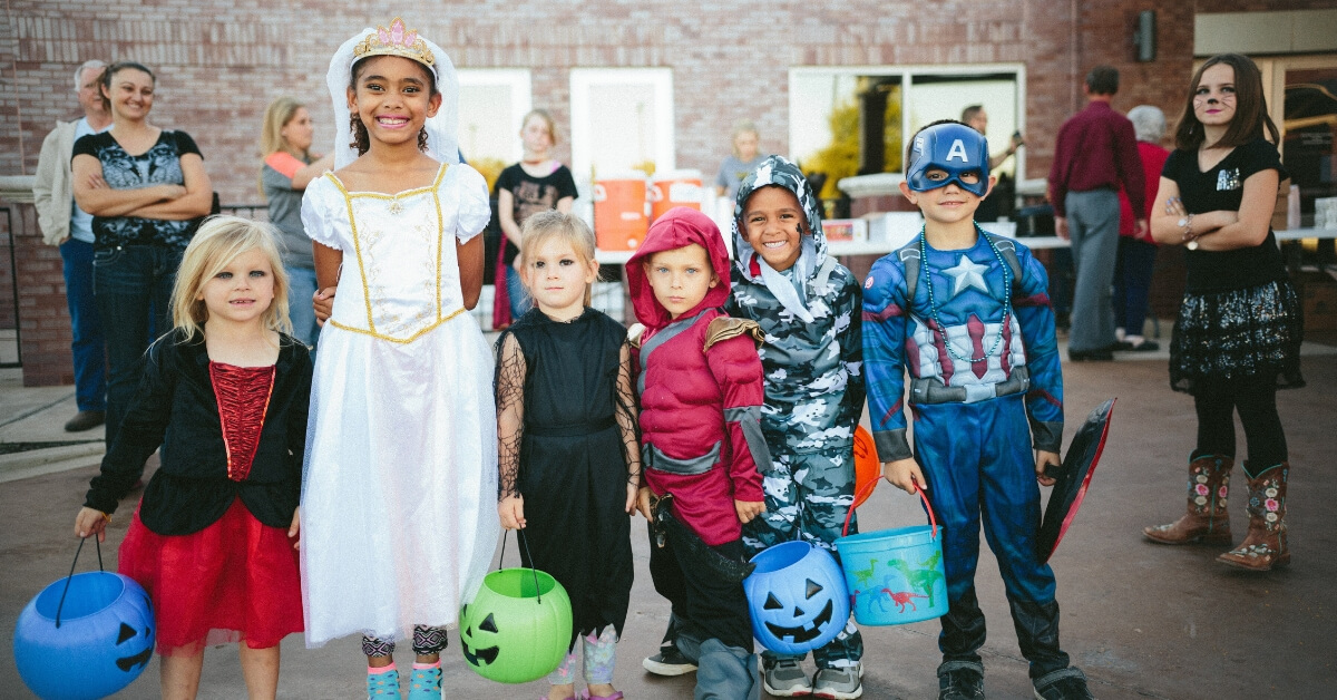 Halloween a Great Opportunity for Good, Says Baptist Minister