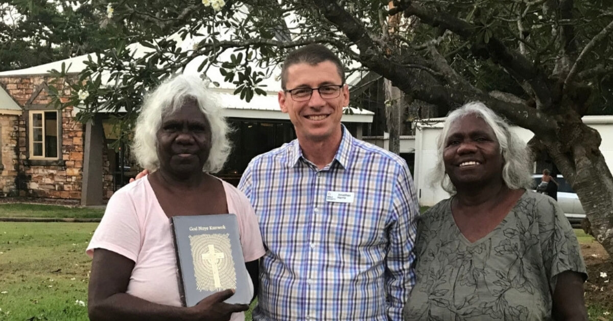 Indigenous Bible Opens Door to Faith for Indigenous Australians