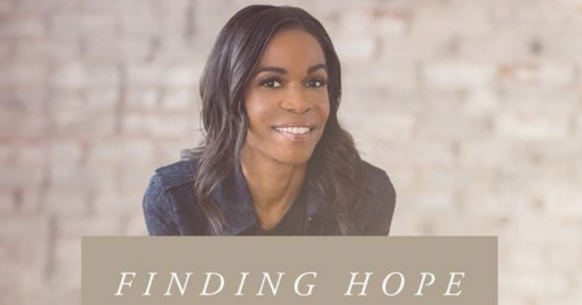 Finding Hope in Anxiety & Depression: Pop Star Michelle Williams' Devotions