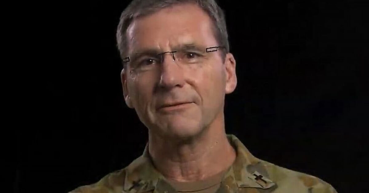 Warrior Welcome Home: Meet the Army Chaplain Helping Military Men & Women to Heal