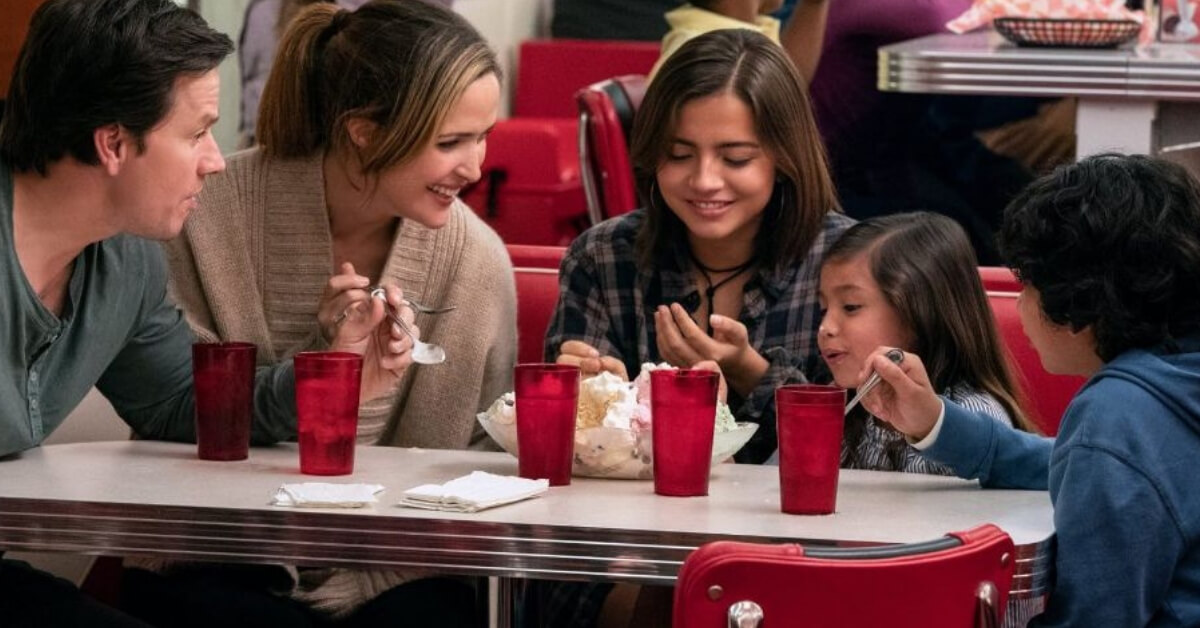 """""""Instant Family"""" a Funny, Touching Celebration of Adoption and Fostering"""