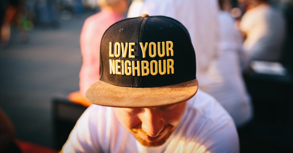 Faith Sharing Tip: Burst Your Church Bubble