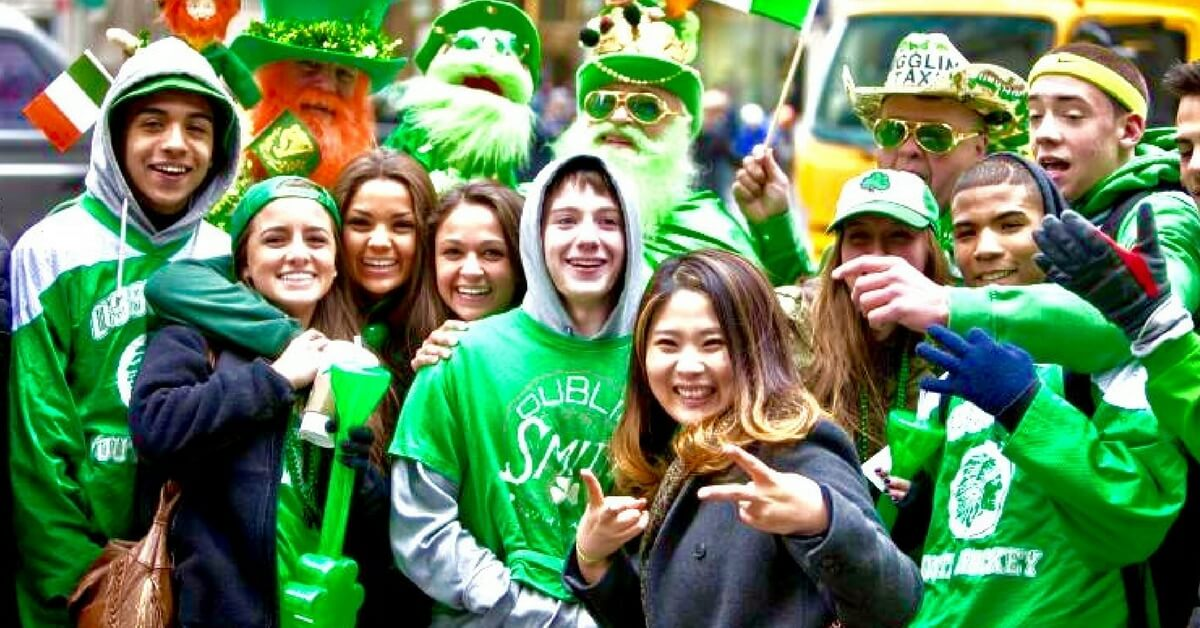 Why It's Great to Be Irish on St Patrick's Day