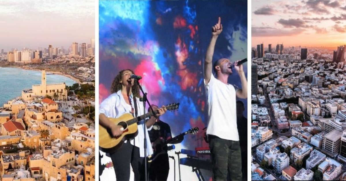 Hillsong Israel – An Unconventional, Contemporary Church in an Ancient Landscape