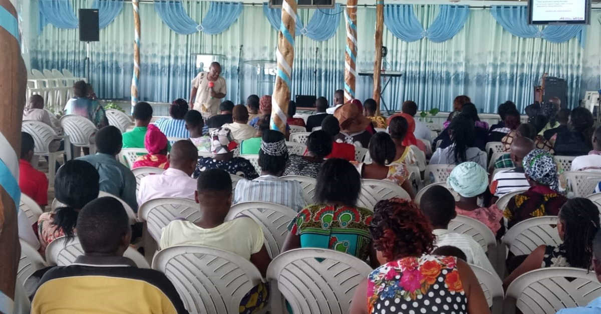 Thousands Gather to Share the Gospel in Mombasa, Kenya