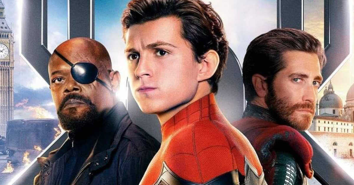 'Spider-Man Far From Home' is the Right Mix of Depth and Fun