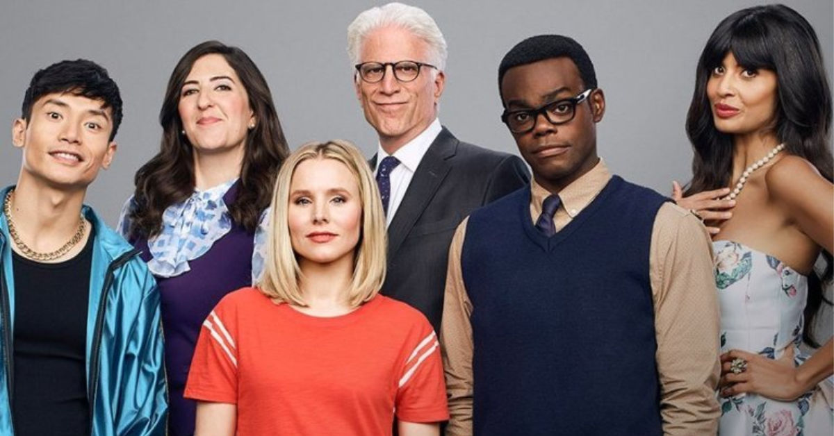 The Good Place Ain't So Great