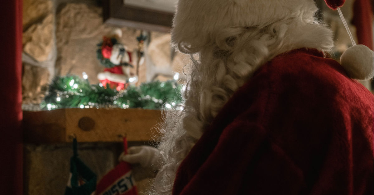 The Santa Conversation