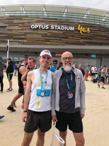 Stephen Marathon