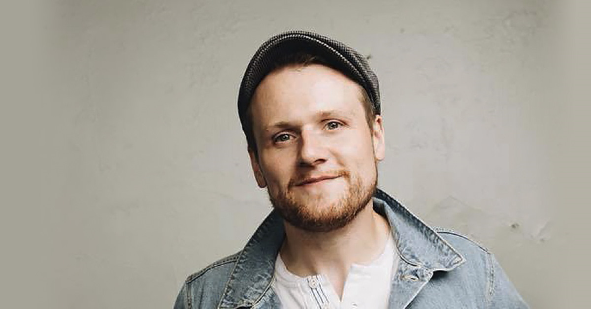 """Rend Collective: """"Joy is at the Heart of our Pursuit of Jesus"""""""