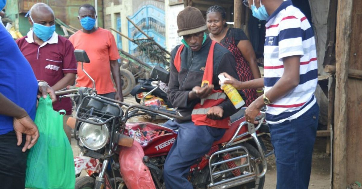 Masked, But Not Silenced – African Enterprise Response to COVID-19 in Kenya