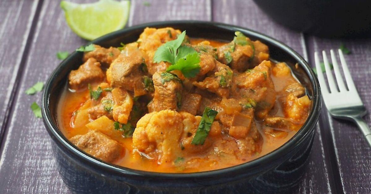 Lamb Curry Winter Warmer Recipe