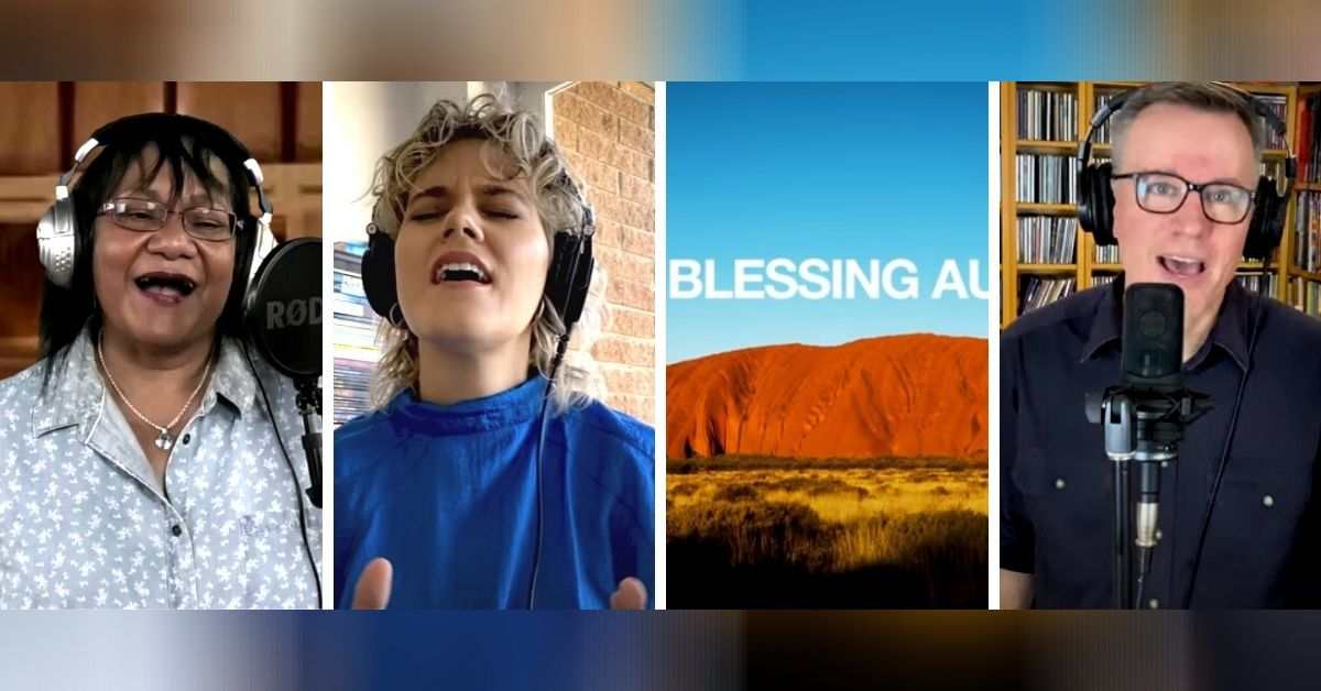 The Blessing Australia: How A Song and a Global Movement Unified Our Nation's Churches