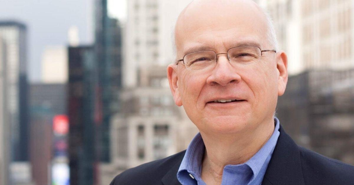 "Christian Writer Timothy Keller Asks for Prayer After ""Providential"" Cancer Diagnosis"