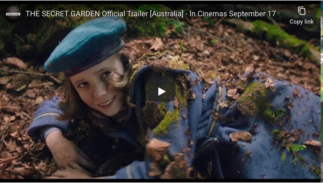 the secret garden official trailer australia