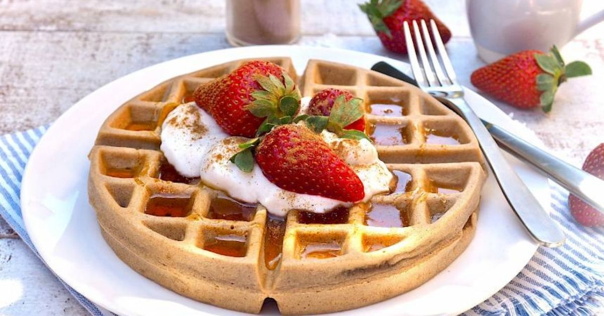 Tasty Gluten, Grain and Nut-Free Waffles
