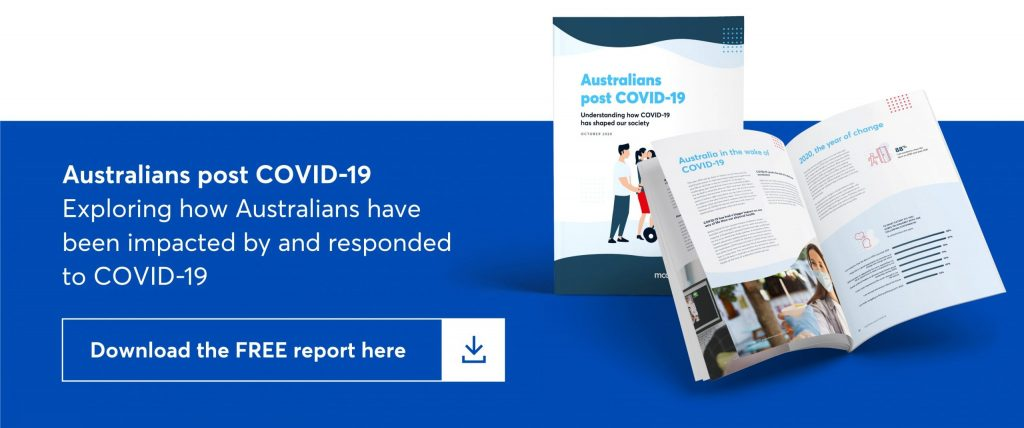 australians post covid. download the free report here