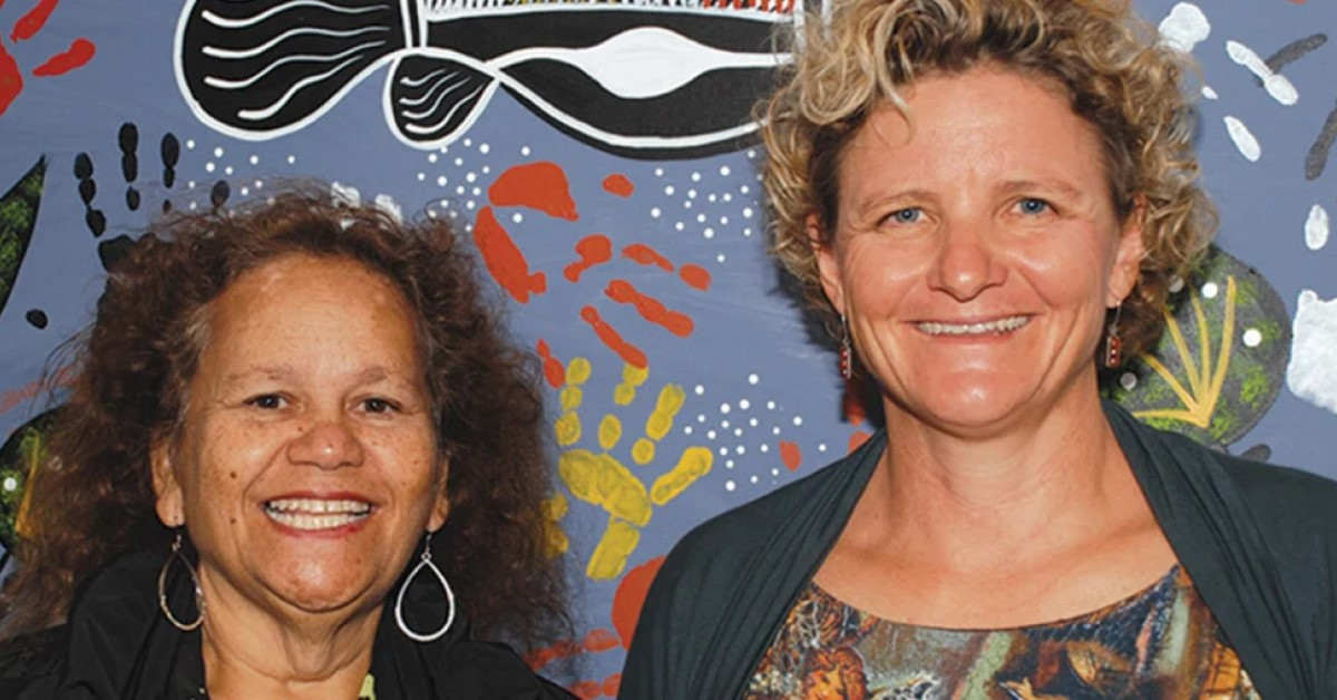 Two Women's Bold Take on Reconciliation